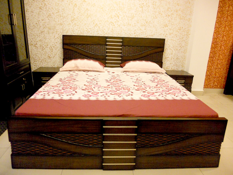 Wood farnichar bedroom bedroom and bed reviews - Farnichar bed photo ...